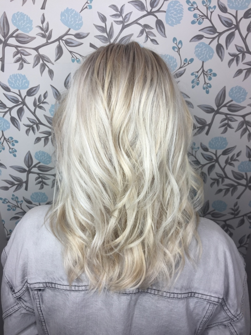 Going Icy Blonde: My Experience